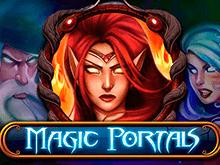 Играй с выводом в онлайн аппарат Магические Порталы