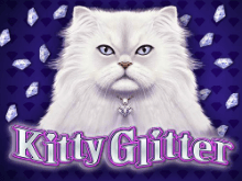 Kitty Glitter – гарантия хорошего настроения и крупных выигрышей