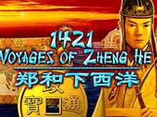 Играть бесплатно в слот 1421 Voyages Of Zheng He