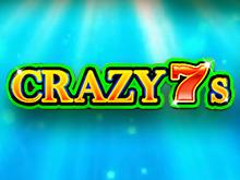 Игровой азартный слот Crazy 7s – замечательная азартная игра онлайн