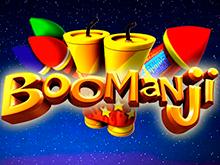 Игровой виртуальный аппарат Boomanji – азартная игра о фейерверках
